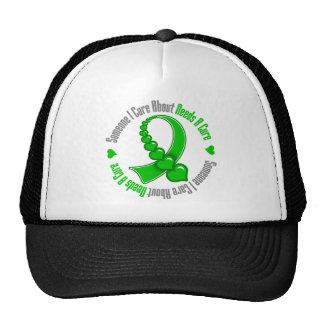 Needs A Cure Traumatic Brain Injury Mesh Hats