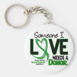 NEEDS A DONOR 2 ORGAN DONATION T-Shirts Basic Round Button Key Ring