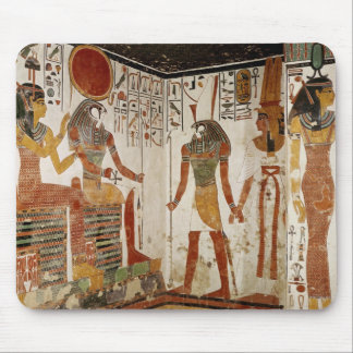 Nefertari is brought before the god mouse mat