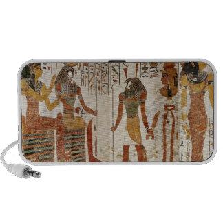 Nefertari is brought before the god mini speaker