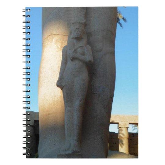 Nefertari Spiral Notebook