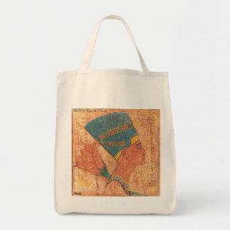 Nefertiti (Nofretete) Tote Bag