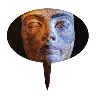 Nefertiti Unfinished Cake Topper