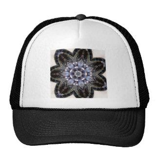 Negative Abalone Shell Jan 2013 Mesh Hats