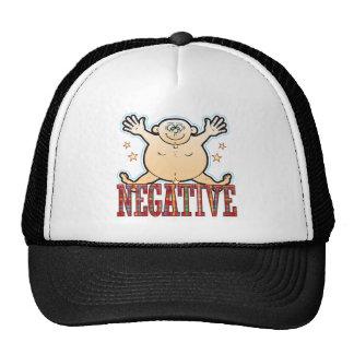 Negative Fat Man Cap