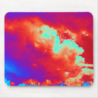 Negative Infernal Consuming Storm by KLM Mouse Pad