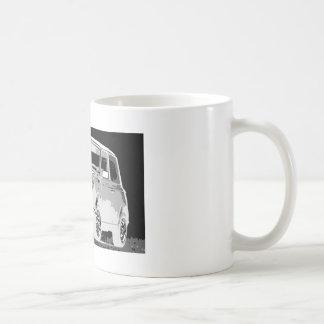Negative Mini Coffee Mug