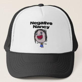 Negative Nancy Trucker Hat