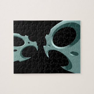 Negative Space Jigsaw Puzzle