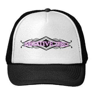 Negative Zero Trucker Hat - Pink