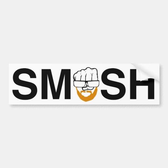 Negin Smasher Bumper Sticker