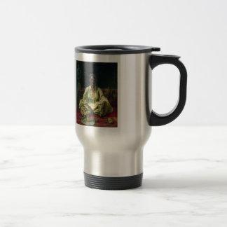 Negress by Ilya Repin Stainless Steel Travel Mug