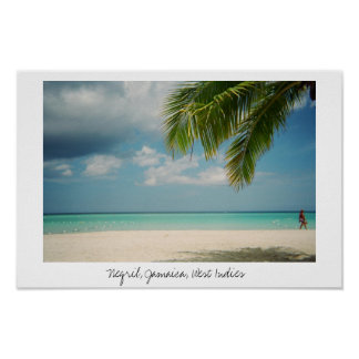 Negril Jamaica Posters