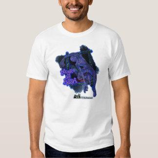 Negro de Agua (Neh-gro, De, Agh-wa) Shirts