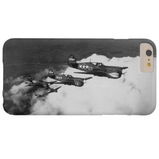 Negro Pilots in Shark-Nosed P-40 Fighter Aircraft Barely There iPhone 6 Plus Case