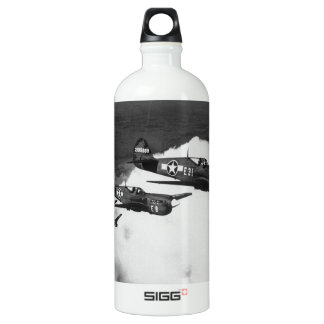 Negro Pilots in Shark-Nosed P-40 Fighter Aircraft SIGG Traveller 1.0L Water Bottle