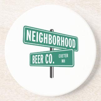 Neighborhood Beer Co. Coaster