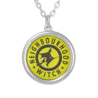 Neighborhood witch necklace