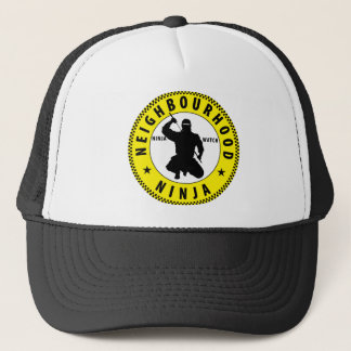 Neighbourhood Ninja Trucker Hat