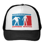 Neighbourhood Zombie Watch - Red and Blue