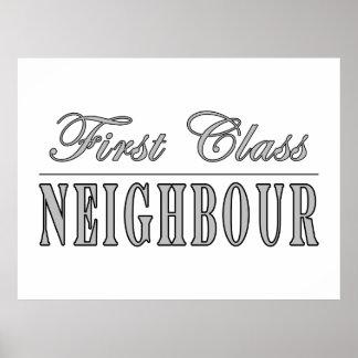 Neighbours First Class Neighbour Posters