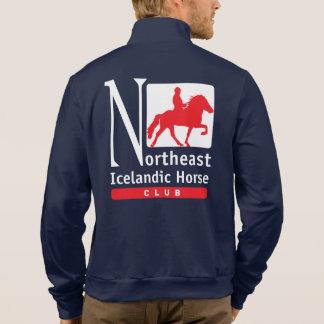 NEIHC Fleece Zip Up Jacket