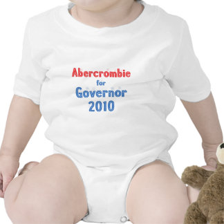 Neil Abercrombie for Governor 2010 Star Design Bodysuits