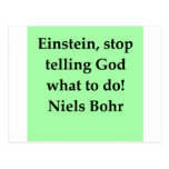 neils bohr quotation post cards