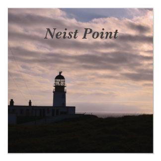 Neist Point Custom Announcement