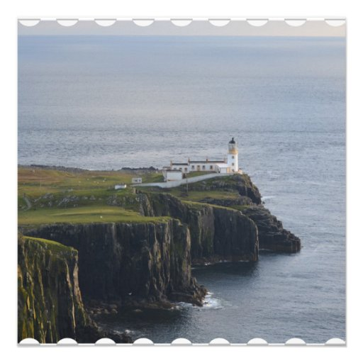 Neist Point Personalized Invitations