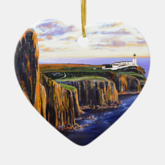 Neist Point - Isle of Skye Christmas Ornament