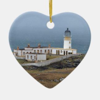 Neist point Lighthouse Christmas Ornament