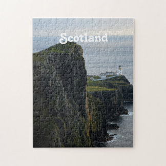 Neist Point Lighthouse Jigsaw Puzzle