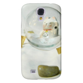 Neko Glass II Samsung Galaxy S4 Cover