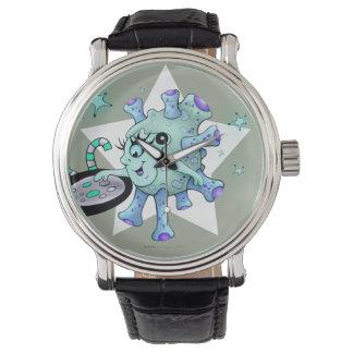 NELLY ALIEN MONSTER eWatch Watch