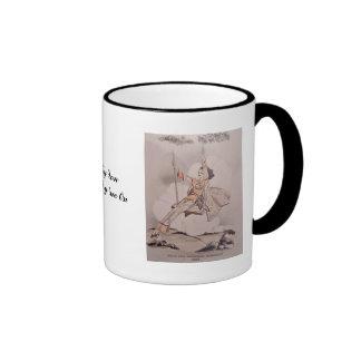 Nelly Don Concept Art Ringer Mug