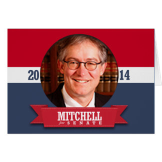 NELS MITCHELL CAMPAIGN GREETING CARDS