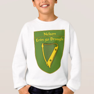 Nelson 1798 Flag Shield Sweatshirt