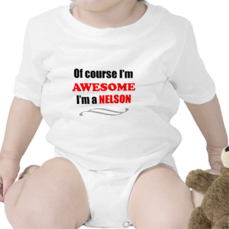 Nelson Awesome Family Romper