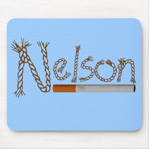 Nelson Cigarettes Mousepad