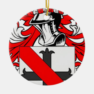 Nelson Coat of Arms Christmas Tree Ornaments