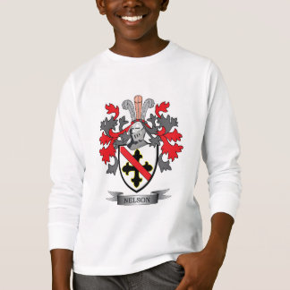 Nelson Coat of Arms Tee Shirt