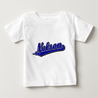 Nelson in Blue Baby T-Shirt