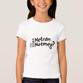 Nelson Nutmeg - LOLZERS! T-Shirt