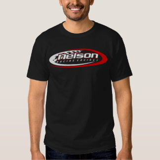Nelson Racing Engines logo T-shirts