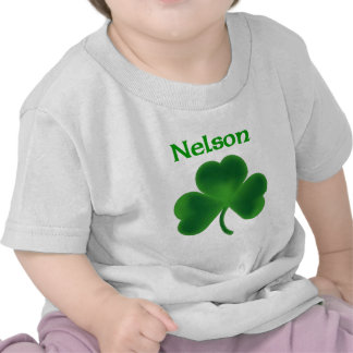 Nelson Shamrock T Shirts