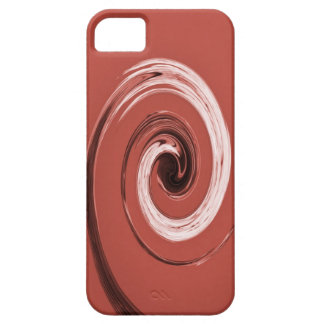 Nelson Swirl Red Case For The iPhone 5