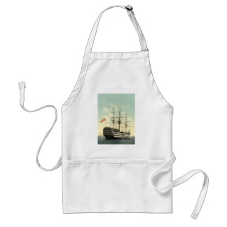 Nelson's HMS Victory Standard Apron