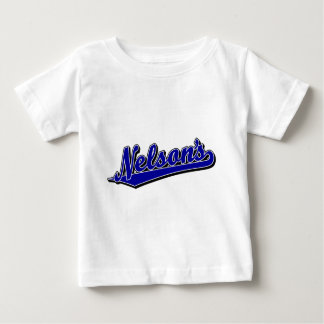 Nelson's in Blue Baby T-Shirt