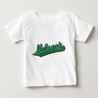 Nelson's in Green Tshirt